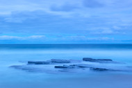 Seascape Print Turimetta 21 by Jeff Grant