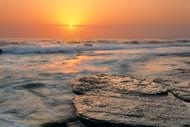 Seascape Print Turimetta Sun Cloud by Jeff Grant