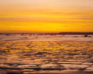 Fruity Sky Scene by Jeff Grant Seascape Print