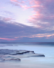 Turimetta 62 by Jeff Grant Seascape Print