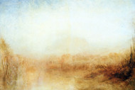 William Turner Print Landscape