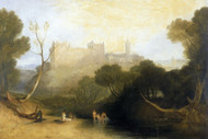 William Turner Print Linlithgow Palace