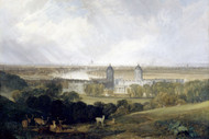 William Turner Print London from Greenwich Park