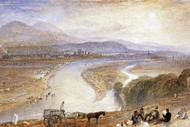 William Turner Print Melrose