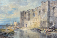 William Turner Print Newark Upon Trent