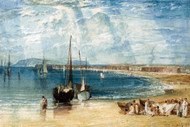 William Turner Print Weymouth