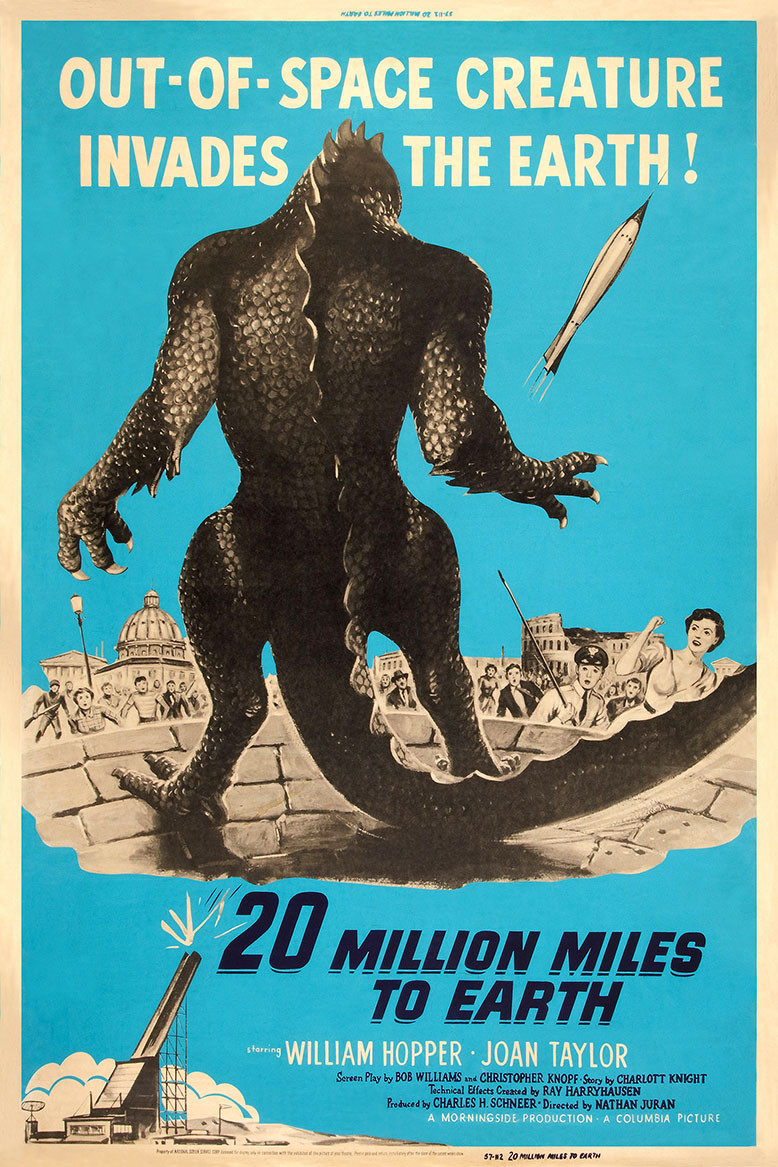 20 MILLION MILES TO EARTH - 1957 - Nathan Juran 20-Million-Miles-to-Earth-Columbia-1957-90cm-x-60cm__88881.1519269866.1280.1280