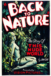 Back To Nature 1933 Movie Poster