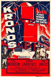 Kronos 1957 Movie Poster
