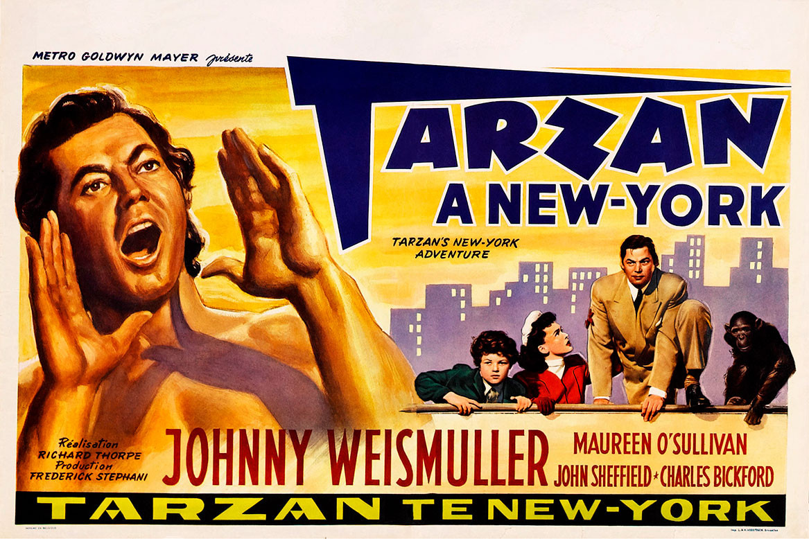 Colossus of New York movie posters at movie poster