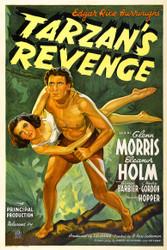 Tarzans Revenge 1938 Movie Poster