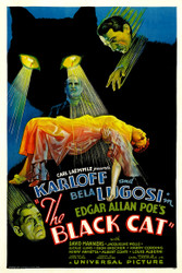 The Black Cat 1934 Movie Poster