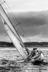 Serica by Andrew Wilson Seascape Print