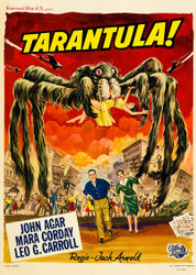 Tarantula 1955 Belgian Movie Poster