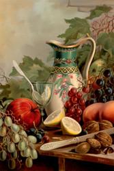 Dessert No 1 By Robert D Wilkie Floral Print