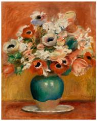 Pierre Auguste Renoir- Flowers