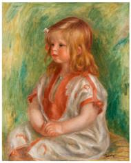 Pierre Auguste Renoir - Claude Renoir