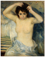 Pierre Auguste Renoir - Before the Bath