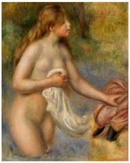 Pierre Auguste Renoir - Bather 1895