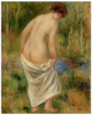 Pierre Auguste Renoir - After the Bath 1901