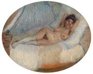 Vincent van Gogh - Reclining Nude