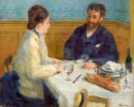 Pierre Auguste Renoir - Luncheon