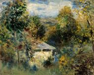 Pierre Auguste Renoir - Louveciennes