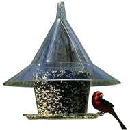 Squirrel-Proof Wild Bird Feeder - Feeds 10 Birds at once SC36BF567