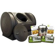52-Gallon Compost Bin Starter Kit - Made in USA G52CWSK133
