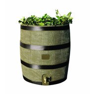 2-in-1 Rain Barrel Planter RTDRBP2135