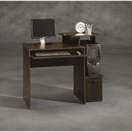 40-inch Wide Dark Wood Computer Desk SB40CD6901