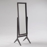Full Length Cheval Mirror in Espresso Finish CMIEF69751-3