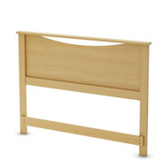 Full size European style Headboard in Natural Maple Finish F54HN8610