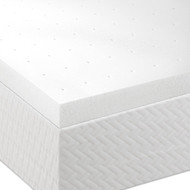 King size 2-inch Thick Memory Foam Mattress Topper L2MTK8901