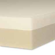 Full size 4-inch Thick Memory Foam / High Density Foam Mattress Topper C4INMF9524