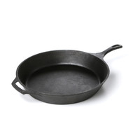 Pre-Seasoned Cast Iron 15-inch Round Skillet UNPSK1984514