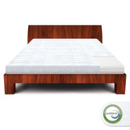 CA King size 8-inch Thick Memory Foam Mattress - 25-year Warranty L8MFC319