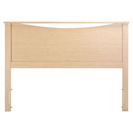 Full / Queen size Headboard in Natural Maple Finish SCFQHN89