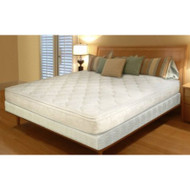Queen size 11-inch Thick Inner-spring Pillow Top Mattress in a Box TQISPTM28250