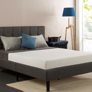 Queen size 8-inch Thick Memory Foam Mattress with Knitted Fabric Cover QMFBZ9754171