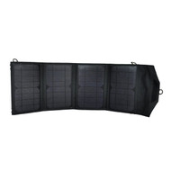 27 Watt Folding Solar Panel Batter Charger with DC 12V Output MPBC109841