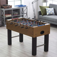 Game Room 52-inch Foosball Table with Abacus Scoring System DRFT6852712