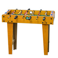 Wooden 27-inch Foosball Table with Legs GWFT658498541