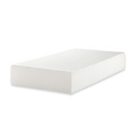 Queen size 12-inch Thick Memory Foam Mattress with Soft Knit Cover SMF15893654