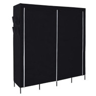 Portable Bedroom Wardrobe Clothes Storage Closet SCLBRCB5198751