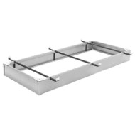 Twin size Hotel Hospitality Heavy Duty Metal Bed Base Frame FBGSBA188512