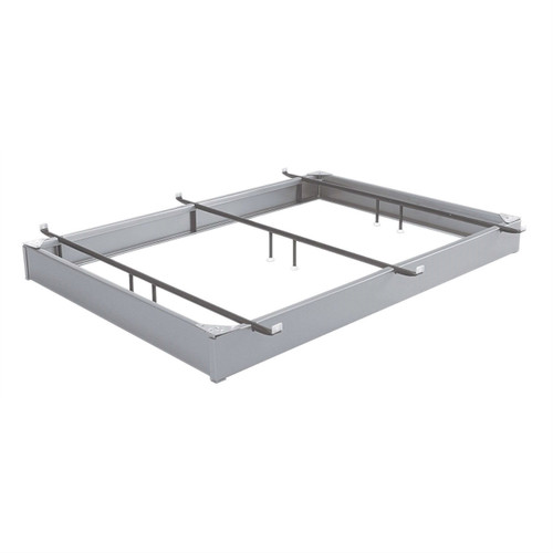 Full size Hotel Style Metal Bed Base Hospitality Bed Frame FSAFBX198454521
