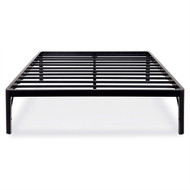 Full size 18-inch High Rise Heavy Duty Metal Platform Bed Frame FRDPB186848812
