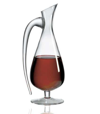 Crystal Amphora Decanter W3660