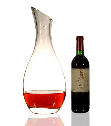Crystal Cristoff Double Magnum Decanter W5949-3000